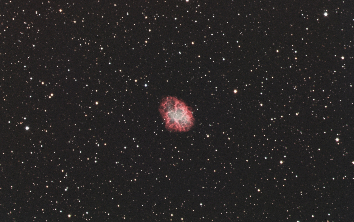 distance to the crab nebula - photo #42